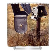 You've Got Mail. Shower Curtain