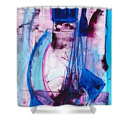 Yp-007 Shower Curtain