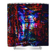 Yp-008 Shower Curtain