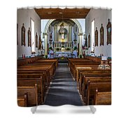 Ysleta Mission #2 Shower Curtain