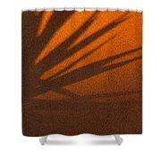 Yucca Shadow Shower Curtain