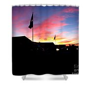 Yuma Sky Shower Curtain