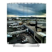 YYC Shower Curtain