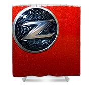 Z X 370 Shower Curtain