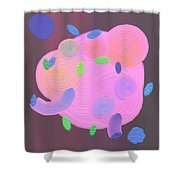 z1245d Play Shower Curtain