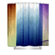 Z1341b Shower Curtain