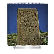 Zapotec History Shower Curtain