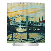 Zeeland Shower Curtain