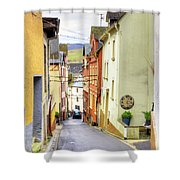 Zell Mosel Village Germany Shower Curtain