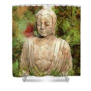 Zen 2015 Shower Curtain