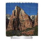 Zion's Patriarchs Shower Curtain