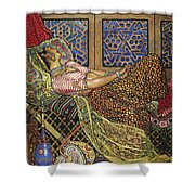 Zira In Captivity Shower Curtain