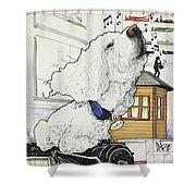 Zito 7-1460 Shower Curtain