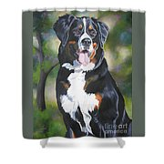 Zoe Shower Curtain
