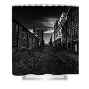 Zombieland The Fort William Starch Company Shower Curtain