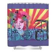 Zoni.girl.... Jazmine Shower Curtain