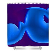 Zuff Shower Curtain