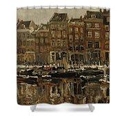 Zuidblaak Te Rotterdam Shower Curtain