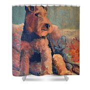 Zuzu Shower Curtain