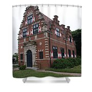 Zwaanendael Museum Shower Curtain