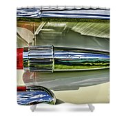 1961 Plymouth Fury Shower Curtain