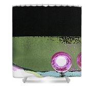 Art Print Abstract 34 Shower Curtain by Harry Gruenert