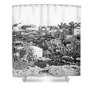 Bethlehem 19th Century Shower Curtain