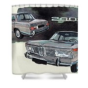 Bmw 2000 Shower Curtain
