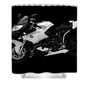 Bmw R1200s Shower Curtain