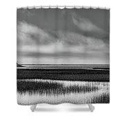 California Lagoon Shower Curtain