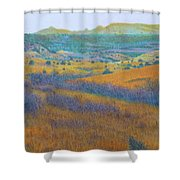 Dream Of West Dakota Shower Curtain