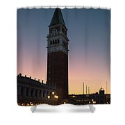Edge Of The Night Shower Curtain