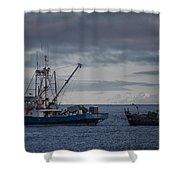 Elora Jane Shower Curtain by Randy Hall