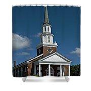 First Baptist Church Myrtle Beach S C Shower Curtain