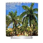 Glorious Palms Shower Curtain
