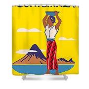Guatemala Shower Curtain