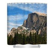 Half Dome, Yosemite National Park Shower Curtain