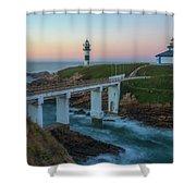 Illa Pancha - Spain Shower Curtain