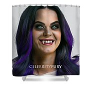 Katy Perry Shower Curtain