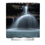 Kings River Falls Shower Curtain