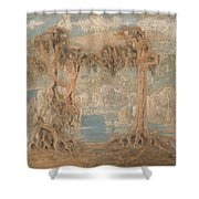 Landscape  Shower Curtain