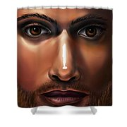 Lord Jesus Shower Curtain