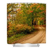 Maplewood State Park Shower Curtain