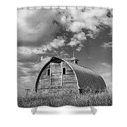 Palouse Barn 9650 Shower Curtain