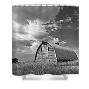 Palouse Barn 9652 Shower Curtain