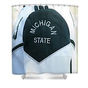Patch Shower Curtain