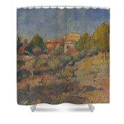 Pierre Auguste Renoir  Shower Curtain