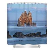 Playa Portizuelo - Spain Shower Curtain