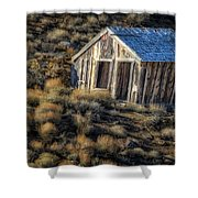 Rustic  4461 Shower Curtain