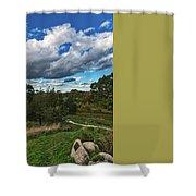 Sagamore Hill Shower Curtain